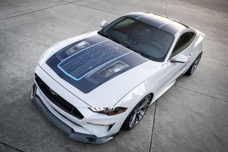 Mustang Mach-E工程師表示Mustang早晚都會電動化。