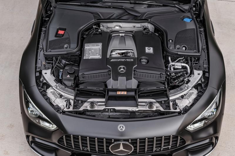 2020年Mercedes-AMG要替GT 4-Door車型導入插電式Plug-In Hybrid系統。