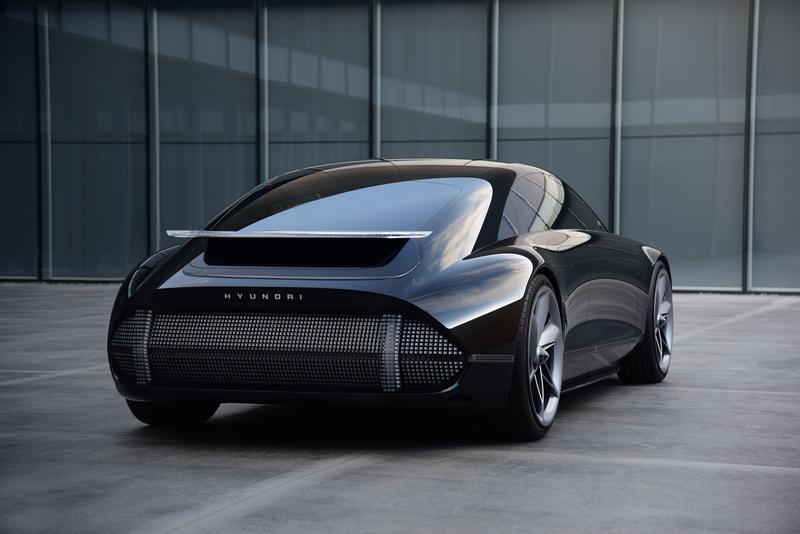 轎跑式設定是否暗示未來Hyundai會有相關車型。