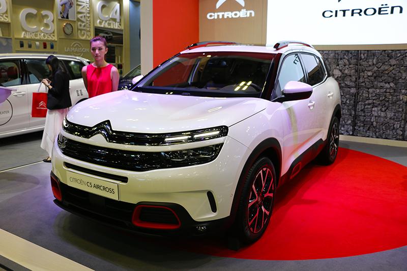 看完以上車款是不是覺得Citroen的設計很獨特出眾。