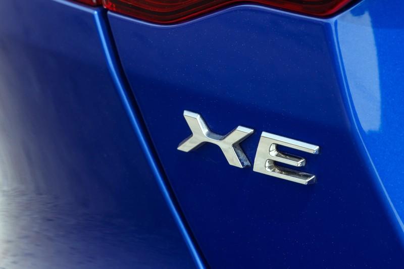 新車型可能會是跨界休旅或掀背車款,若獲得成功將會逐步取代XE、XF地位。