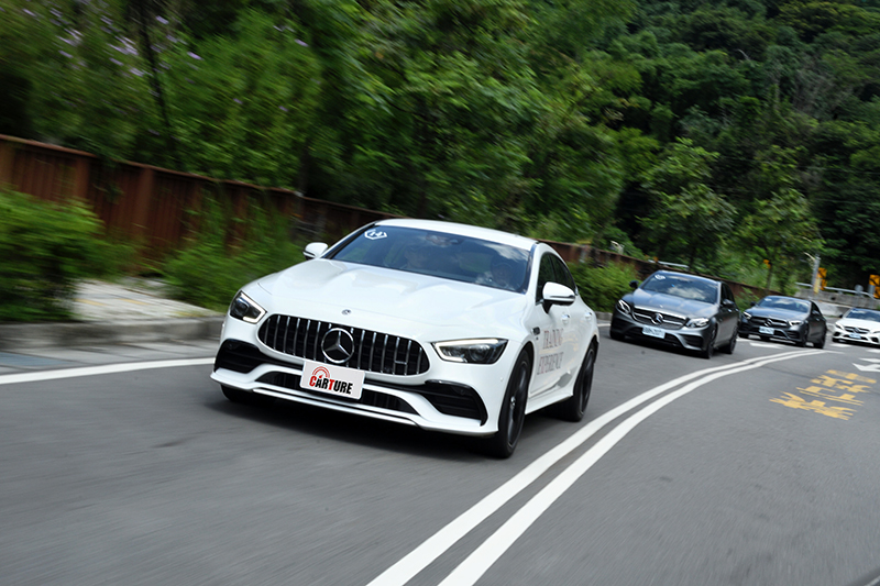 Mercedes-AMG 53車系動力與聲浪十足具有熱血氛圍,短暫相處中卻沒發現以往AMG的瘋癲。