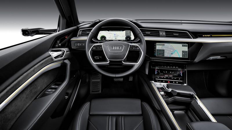內裝應也會搭載大量數位螢幕。
