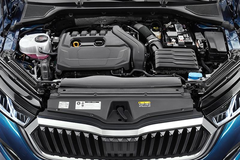1.0升與1.5升除基本汽油動力亦有提供48V輕油電系統。
