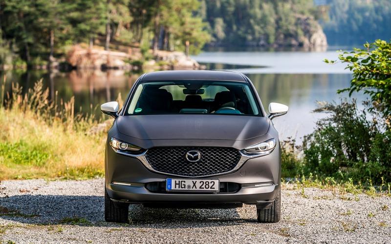 目前Mazda的e-TPV電動原型車已在進行測試。