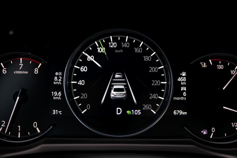 全車系標配MRCC與車道偏移防止系統。