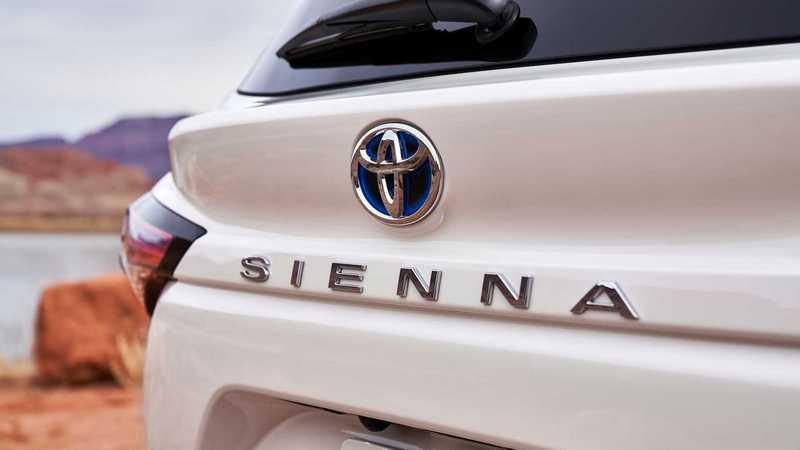 Sienna於國內有著相當不錯的銷售成績。