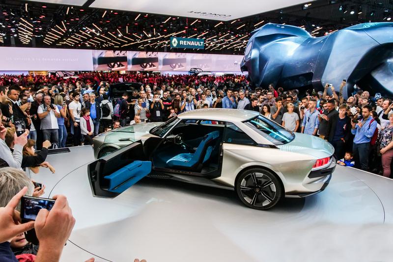 因缺少新車所以不參展,但相信絕對不會缺席自家當地的巴黎車展。