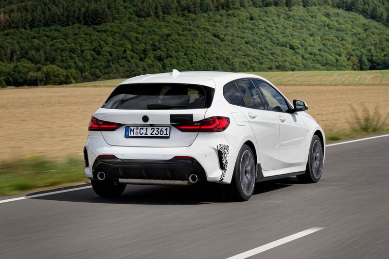 BMW 128ti搭載2.0升渦輪引擎擁有265hp最大馬力。
