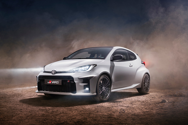 Toyota在東京改裝車展中發表的GR Yaris應該是2020年初最具代表性的性能車