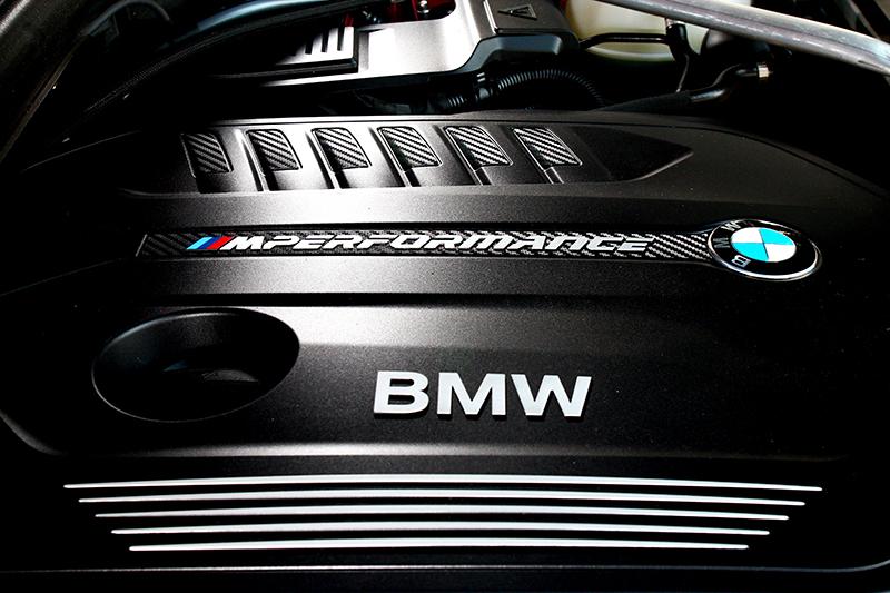 360hp/51kgm最大動力輸輸出足以媲美一多性能車。