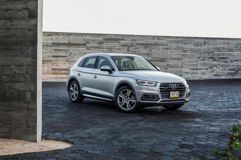 以Audi新世代設計來看,Q5 Sportback讓人值得期待。
