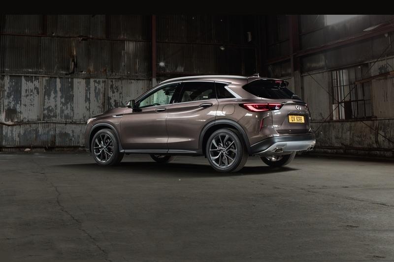 QX55會是增加新動力還式新車型?