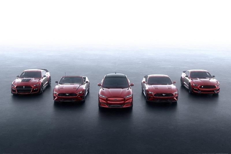 Ford計劃要擴大Mustang車型陣容。