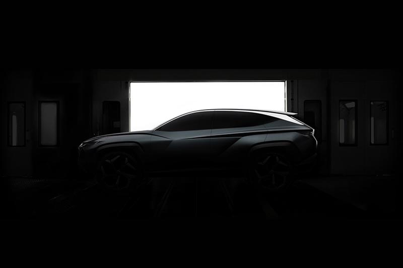 從圖片可以清楚知道該概念車為擁有Coupe身形的休旅車。