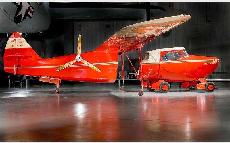 這怎麼看都比較像飛機而非汽車。
