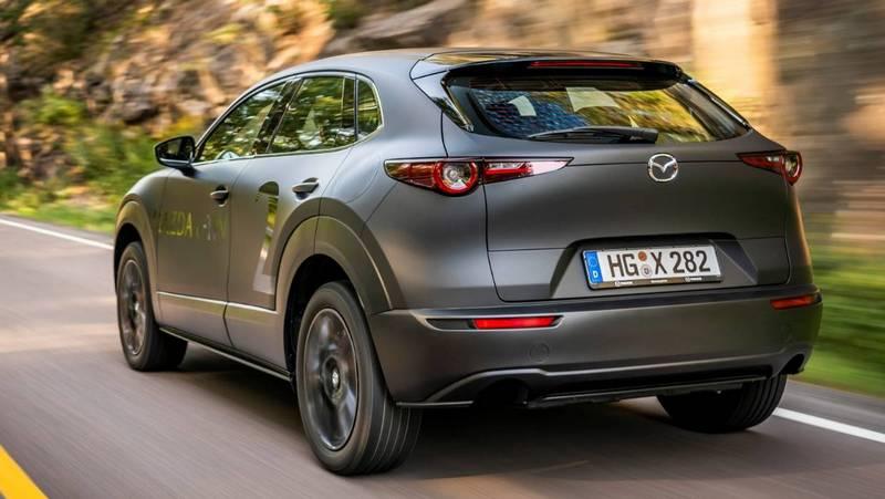 Mazda電動車動力規格為140hp/27kgm性能輸出,行駛里程大約為2~300公里。