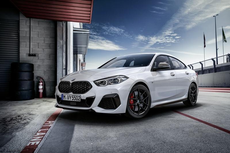 BMW一如慣例快速的推出M Performance套件。