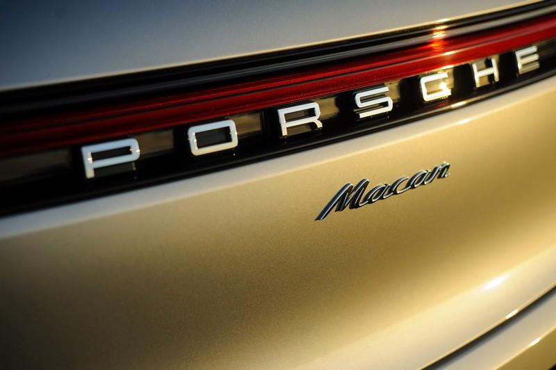 Macan何时全面电动化取决于汽油车型的销量。