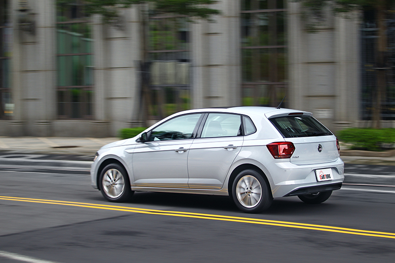 除了令人心醉的美妙身影,19年式Volkswagen Polo還內含聰穎的福斯智聯。