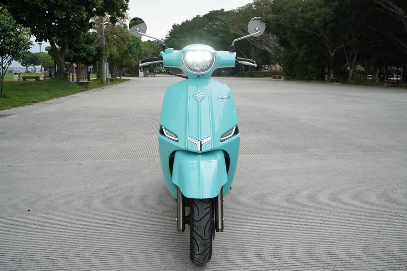 Suzuki Saluto以其售價與配備算得上是相當高CP值的車款