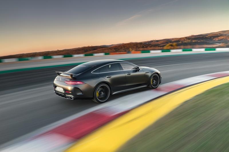 搭載Plug-In Hybrid系統的GT 4-Door,動力預計會突破700匹甚至上看800匹馬力。
