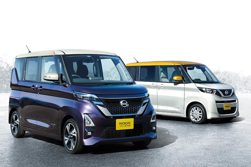 Nissan全新車系Roox、Roox Highway Star超高輕型車日本發表上市