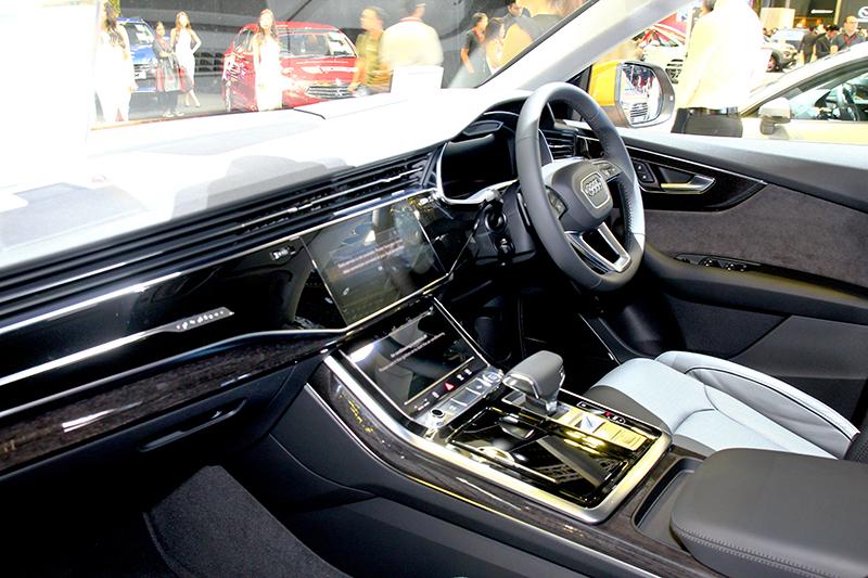 Audi打造虛擬座艙功力卻實相當高明。
