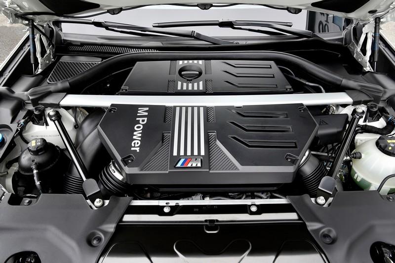 新世代M3動力預計會有500hp左右的水準。