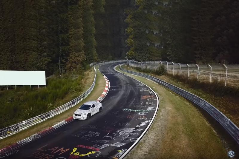 Volkswagen T-Roc R是未來多款性能休旅第一彈。