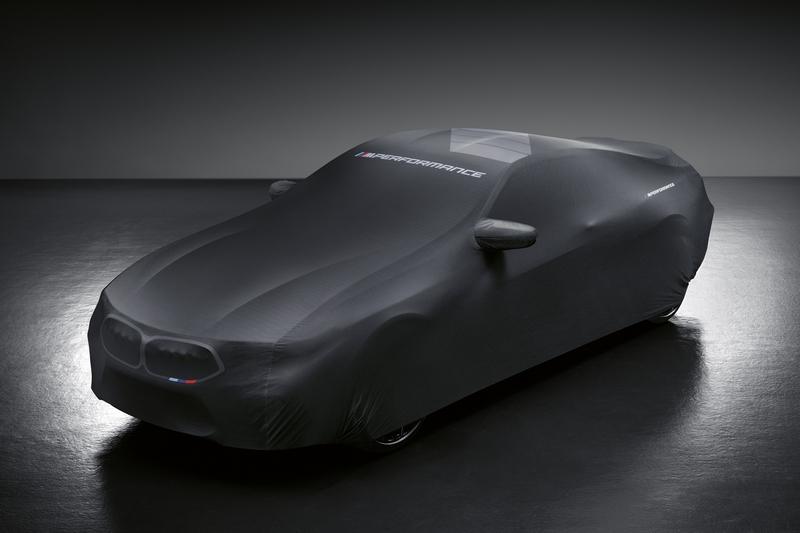 M Performance也有提供車罩配件。