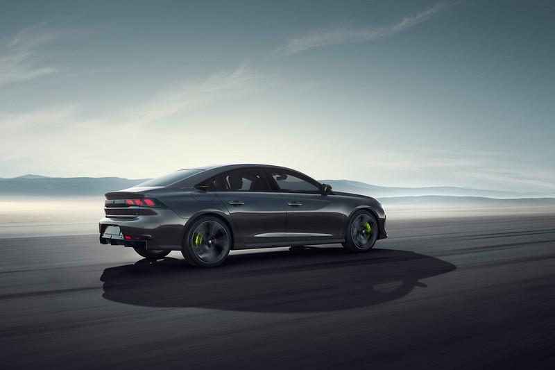 508 Sport Engineered擁有400hp/51kgm性能,0~100km/h加速只要4.3秒。