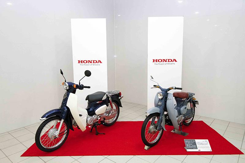 1958年推出的Super Cub是Honda最膾炙人口的車系,更在2017年10月累計生產量達1億輛。