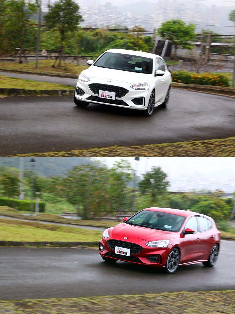 Focus ST-Line Lommel整體穩定度較高,Focus ST-Line則多了一點靈活地樂趣,各有特色,但無論哪種配置,現行的Focus幾乎可以說是當今操控最好的前驅車,當前市售車難有對手。