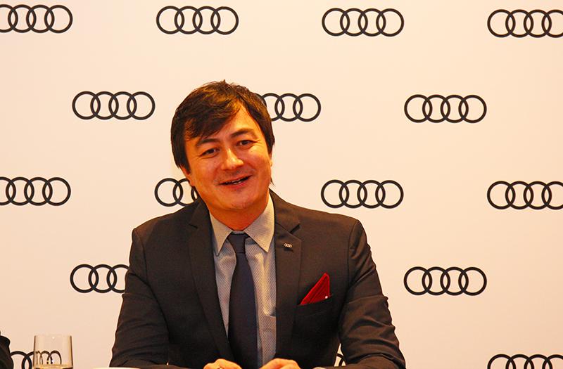 針對Audi未來策略,總裁MatthiasSchepers表示將會著重顧客滿意與售服技術與態度提升。
