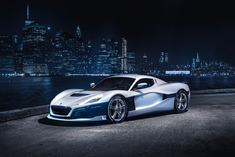 Hyundai與Rimac Automobili合作打造性能電動車。