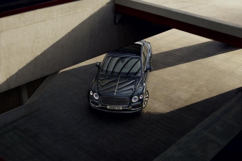 關於電能化目前Bentley已有導入Hybrid系統。