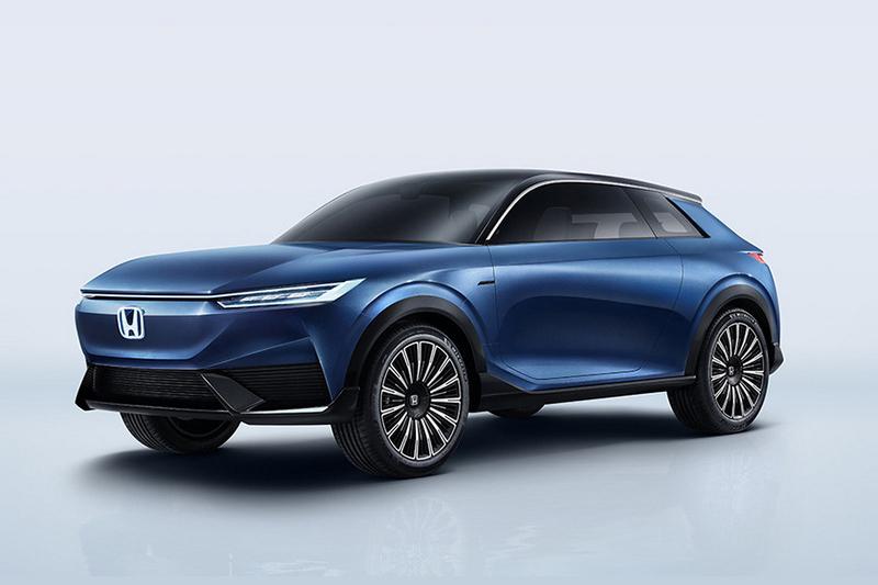 SUV e:concept配置新一代Honda Sensing與更聰明AI、線上更新與互聯功能的Honda Connect系統。