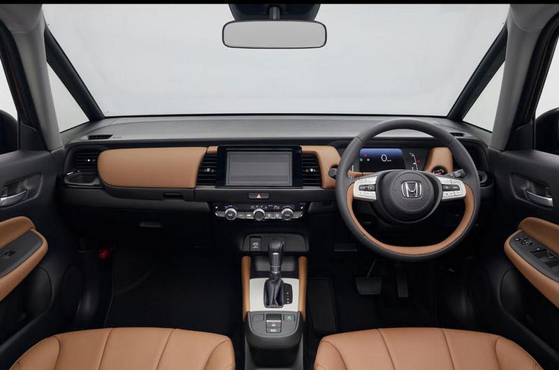 Honda認為傳統旋鈕操作才夠直覺,因此即便新車空調介面仍保留原旋鈕設計。