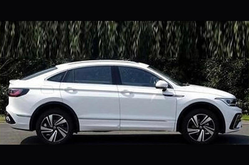 有消息傳出Volkswagen將在中國市場推出斜背的Tiguan X。