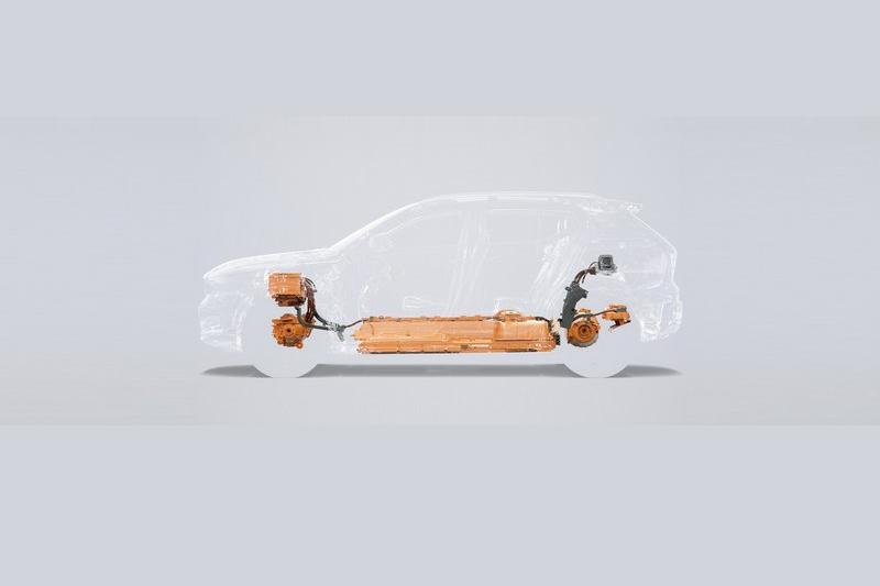 因配置電池模組車輛因而有著更低的重心。