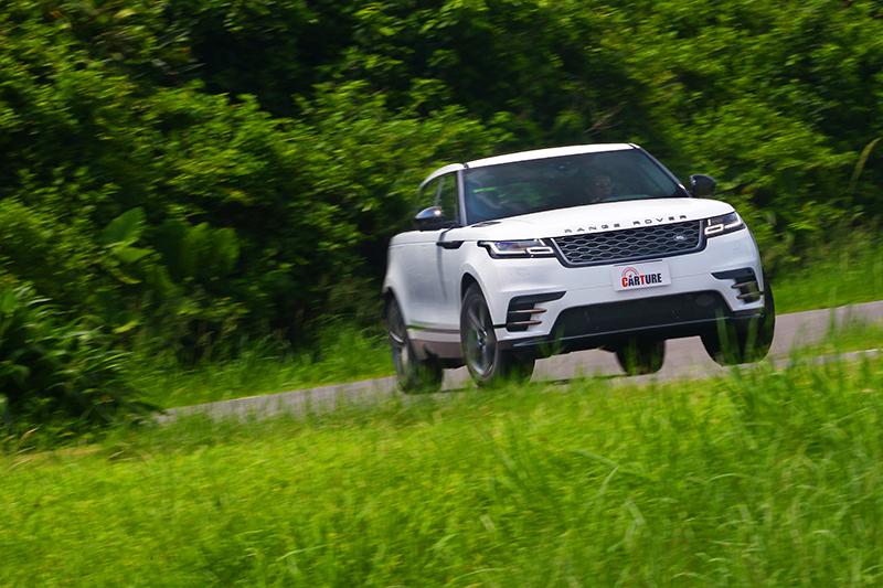 駕控表現向來是英國車的強項,當然在Range Rover Velar也不例外。