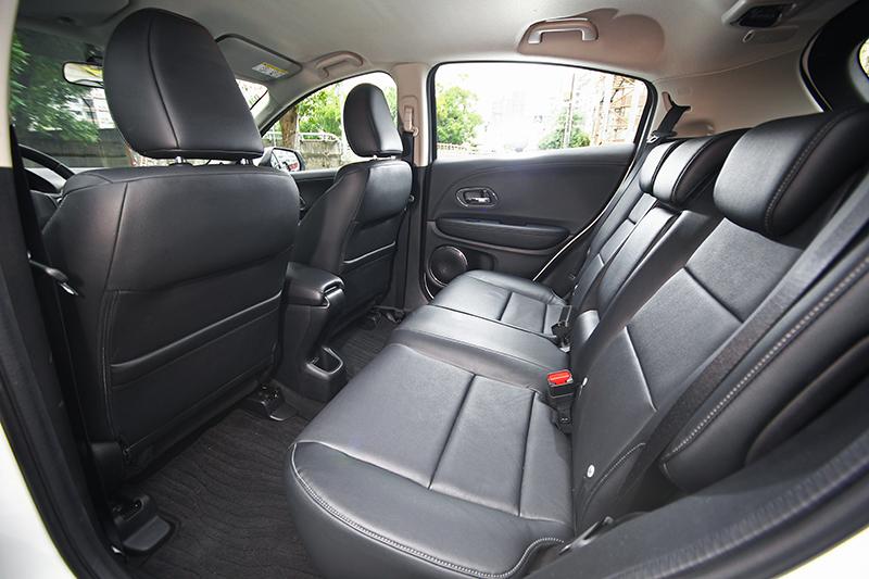 有了安全智勝版六合一盲區智慧語音防護系統周到的呵護,你將更能享受Honda HR-V的寬敞空間與實用機能囉!