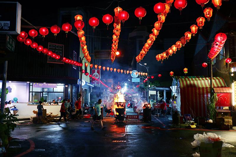 我愛台南,正因俯拾即是台灣傳統文化的記憶。