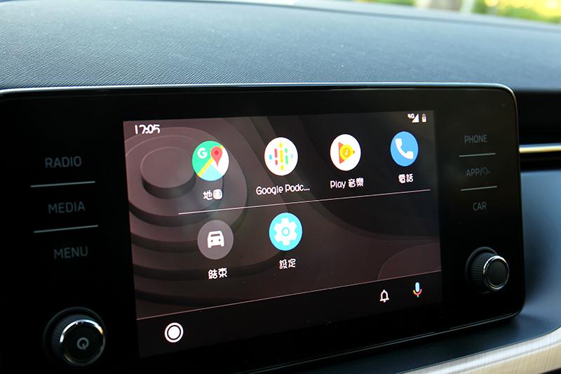 支援消費者想要的Apple CarPlay、Android Auto與Smart Link功能。