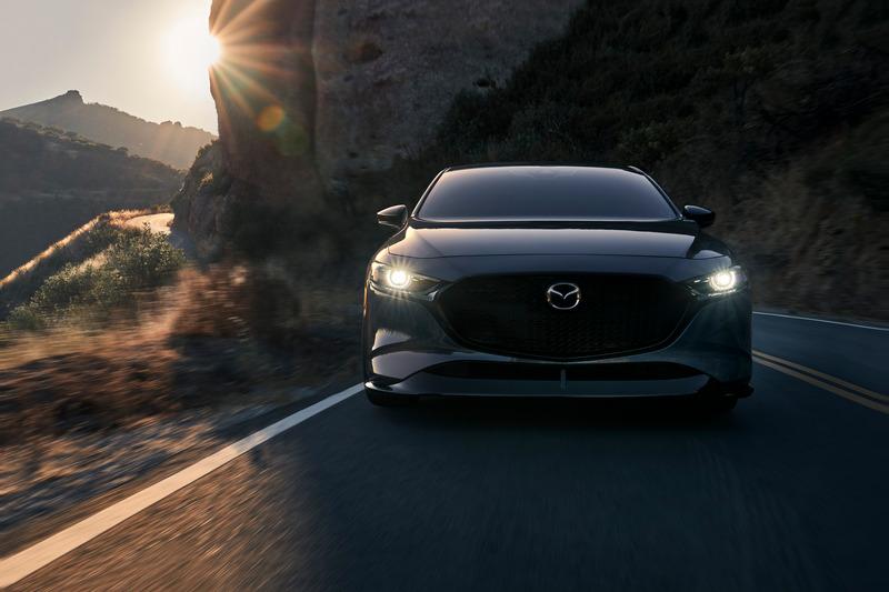 Mazda於7月帶來250hp動力的Mazda 3 2.5 Turbo車型。