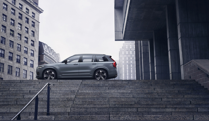 Volvo似乎有意要推出更豪華大型SUV來提升品牌及與對手X7競爭。