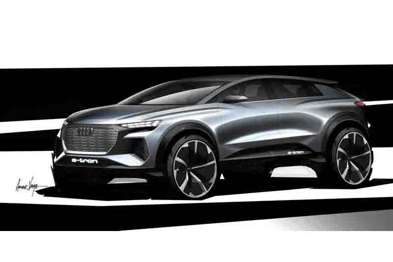 Q4 e-tron Concept確定會於日內瓦登場,但更讓人期待的是汽油Q4何時會亮相。