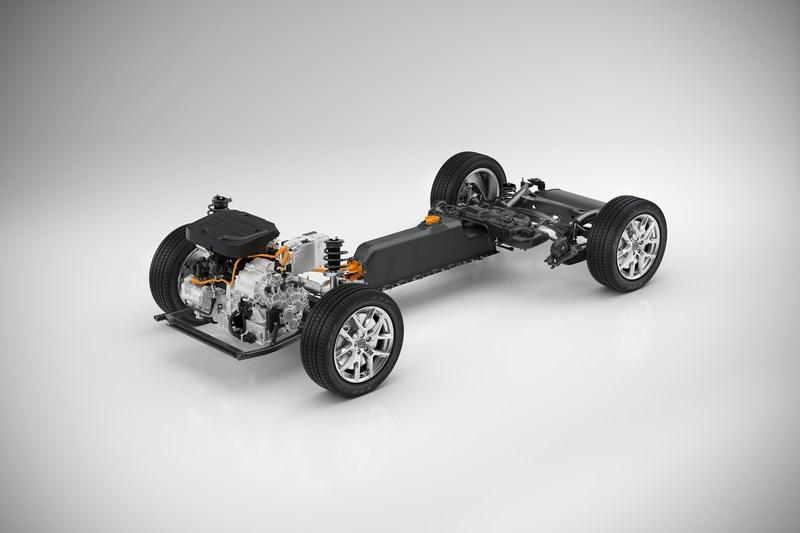 V40後繼車型將會以SUV Coupe樣式及具有電動系統登場。