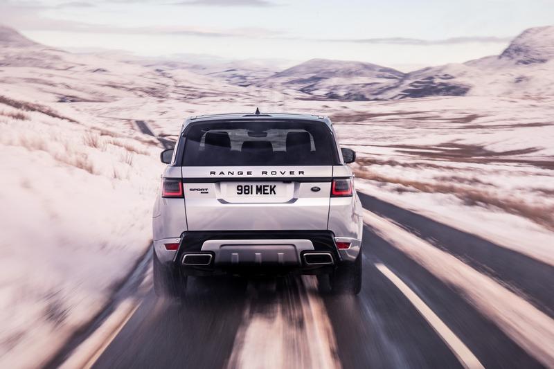 Range Rover Sport HST不僅On-Road加速厲害,Off-Road更是看家本領。